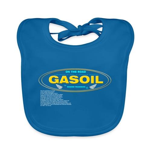 GASOIL - Bavoir bio Bébé