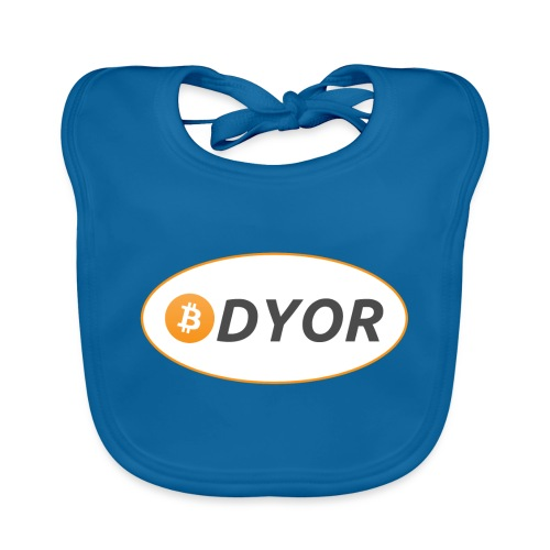 DYOR - option 2 - Organic Baby Bibs