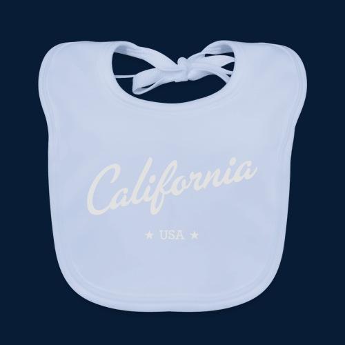 California - Baby Bio-Lätzchen