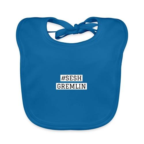 #SESHGREMLIN - Baby Organic Bib
