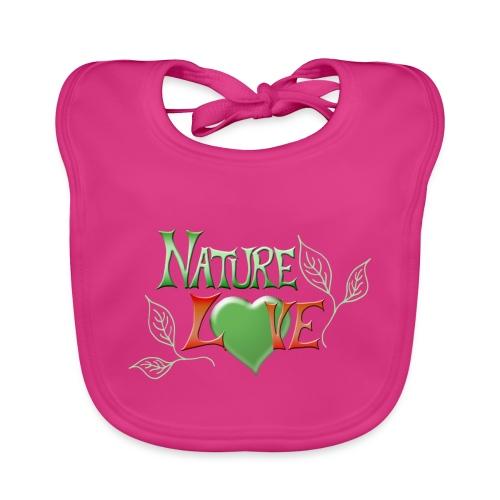 Nature Love - Baby Bio-Lätzchen