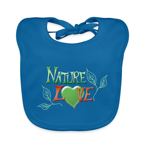 Nature Love - Baby Bio-Lätzchen