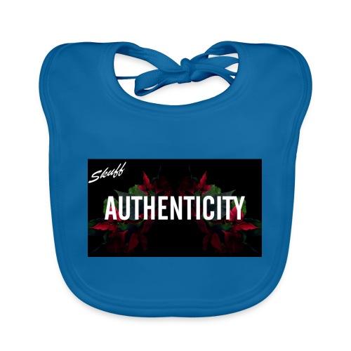 Authenticity - Bavoir bio Bébé