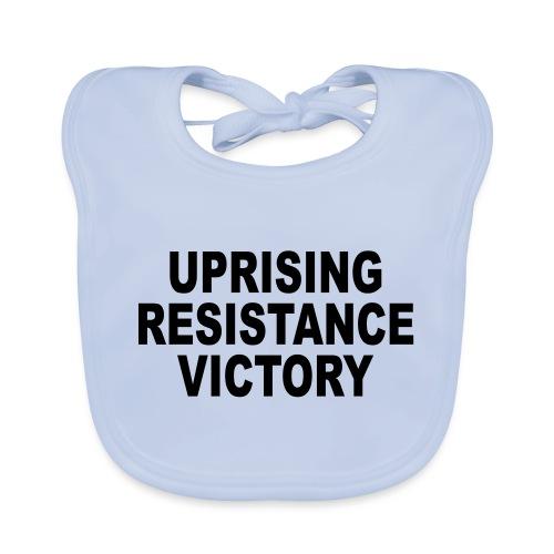 Uprising - Bavoir bio Bébé