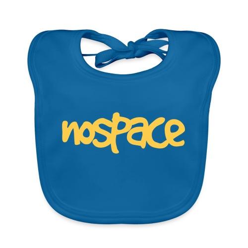 Nospace Yellow by Dougsteins - Organic Baby Bibs