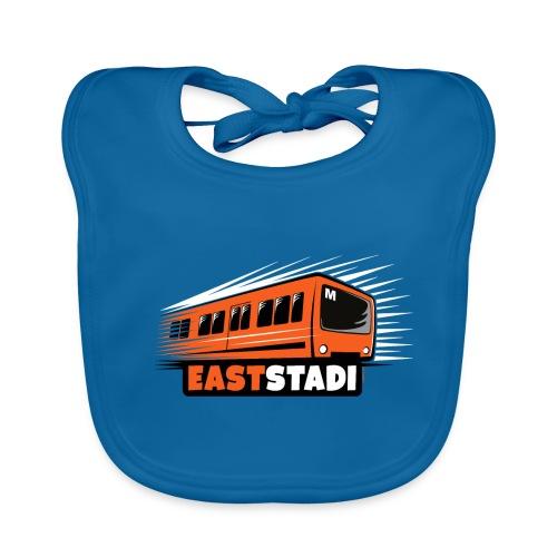 ITÄ-HELSINKI East Stadi Metro T-shirts, Clothes - Vauvan luomuruokalappu