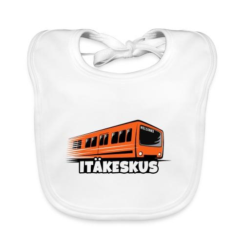 METRO ITÄKESKUS, T-Shirts +150 Products Webshop - Vauvan luomuruokalappu