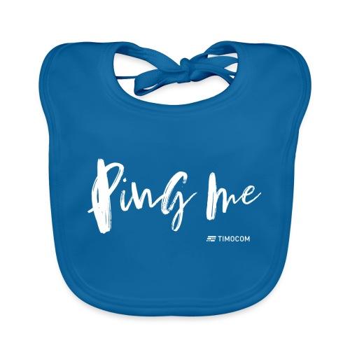 Ping me - Hagesmække af økologisk bomuld