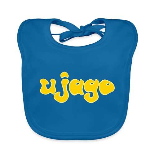 ujago gelb - Baby Bio-Lätzchen