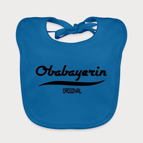 Oberbayern - Baby Bio-Lätzchen