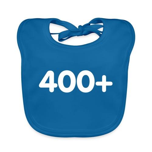 400 - Bio-slabbetje voor baby's