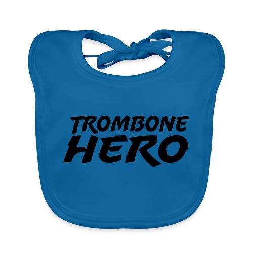 Trombone Hero - Baby Organic Bib