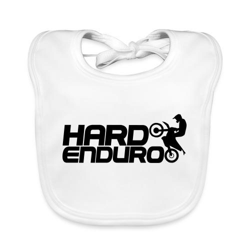 Hard Enduro Biker - Baby Bio-Lätzchen