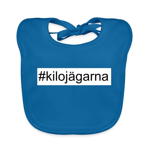 #kilo - Ekologisk babyhaklapp