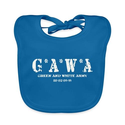 GAWA military - Organic Baby Bibs