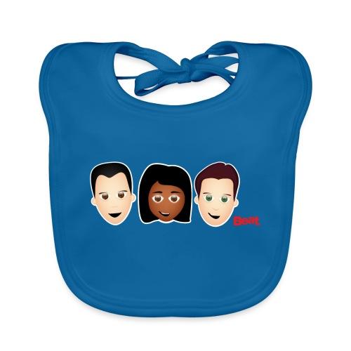 Beat Breakfast Kids T-Shirt - Baby Organic Bib