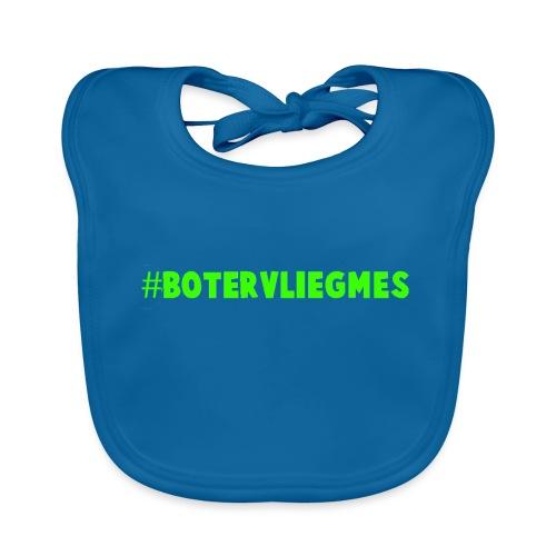 #Botervliegmes T-shirt (vrouwen) - Bio-slabbetje voor baby's