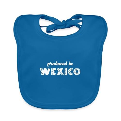 Wexico White - Organic Baby Bibs