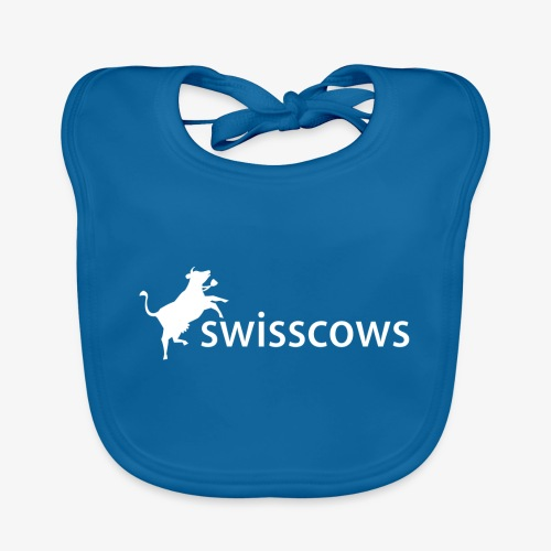 Swisscows - Logo - Baby Bio-Lätzchen