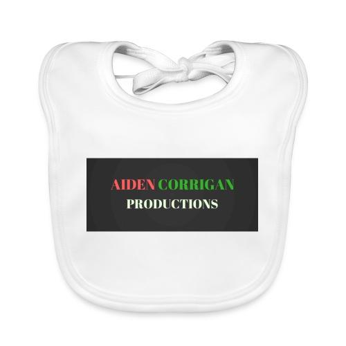 AIDEN_CORRIGAN_PRODUCTIONS - Baby Organic Bib