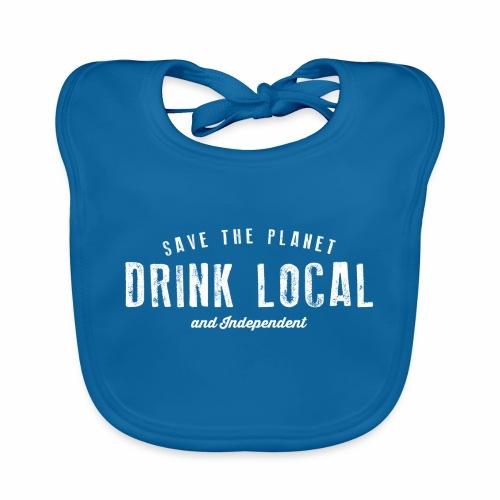 Drink Local - Organic Baby Bibs