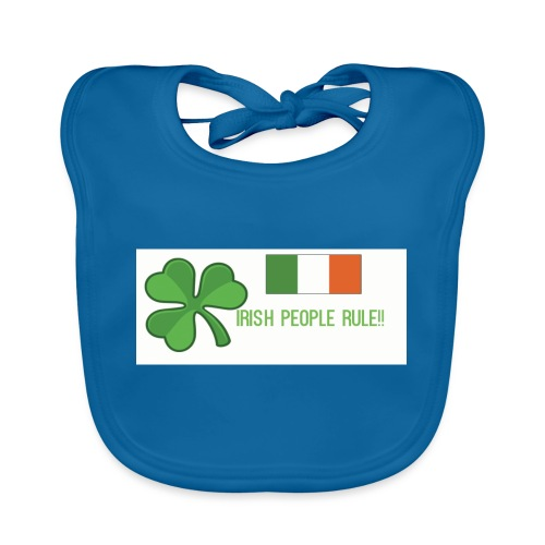 Exclusive St. Patrick's Day Clothes For Kids - Baby Organic Bib
