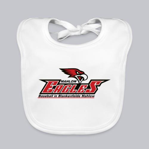 Eagles Logo - Baby Bio-Lätzchen
