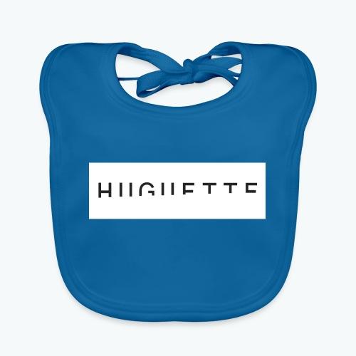 Huguette - Bavoir bio Bébé