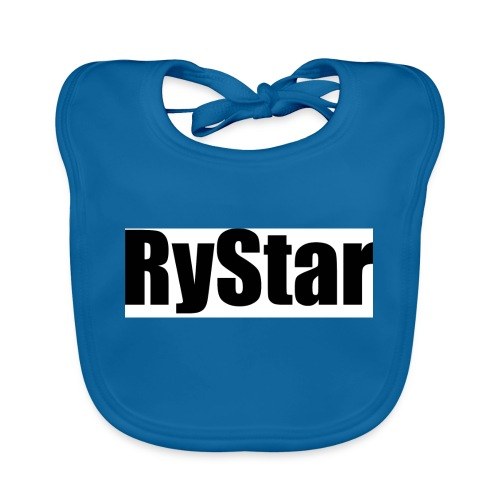 Ry Star clothing line - Organic Baby Bibs