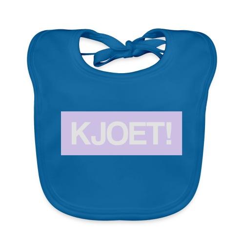 Kjoet - Bio-slabbetje voor baby's