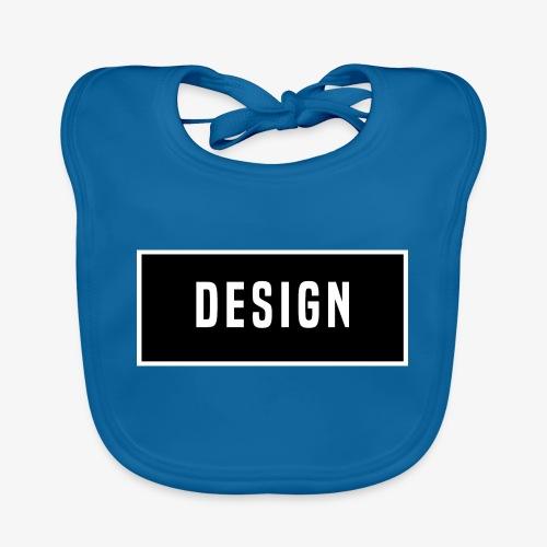 design logo - Bio-slabbetje voor baby's