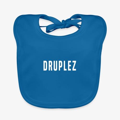 druplez design - Bio-slabbetje voor baby's