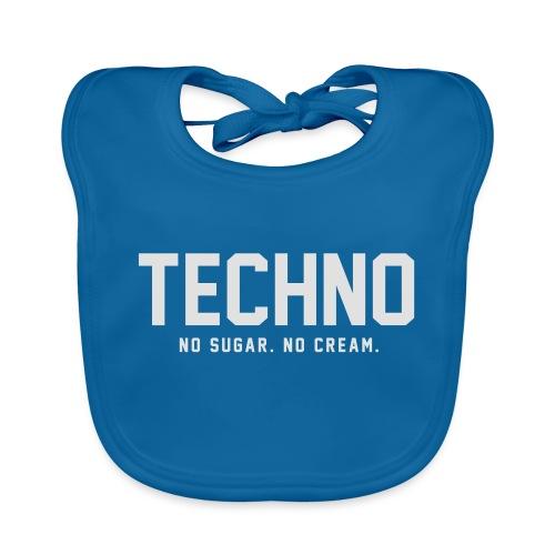 Dark Techno - Baby Organic Bib