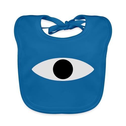 Monsters Inc Eye - Organic Baby Bibs