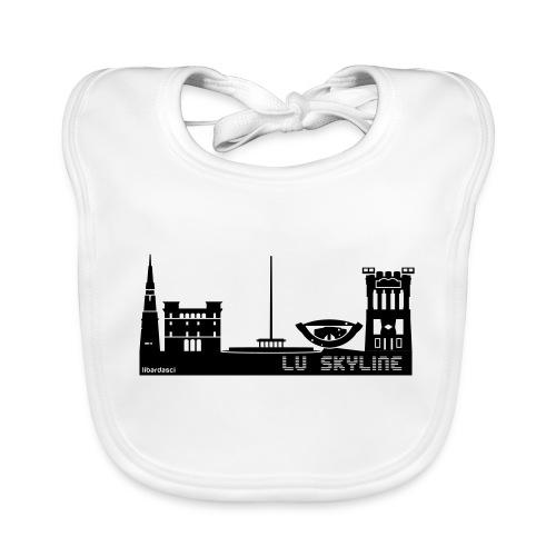 Lu skyline de Terni - Bavaglino ecologico per neonato