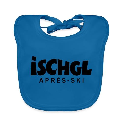 Ischgl Après-Ski Design - Baby Bio-Lätzchen