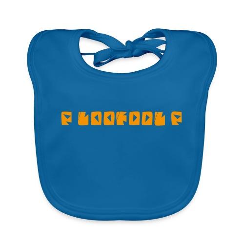 P loofool P - Orange logo - Baby biosmekke
