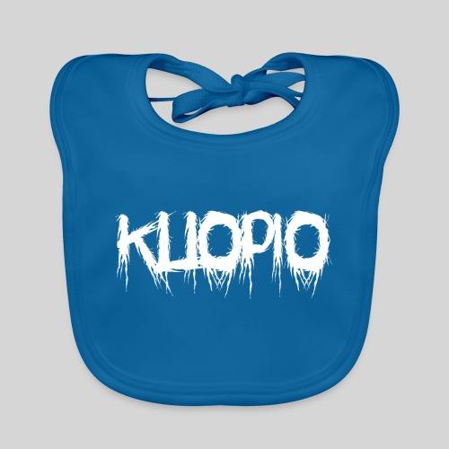 Kuopio - Vauvan luomuruokalappu