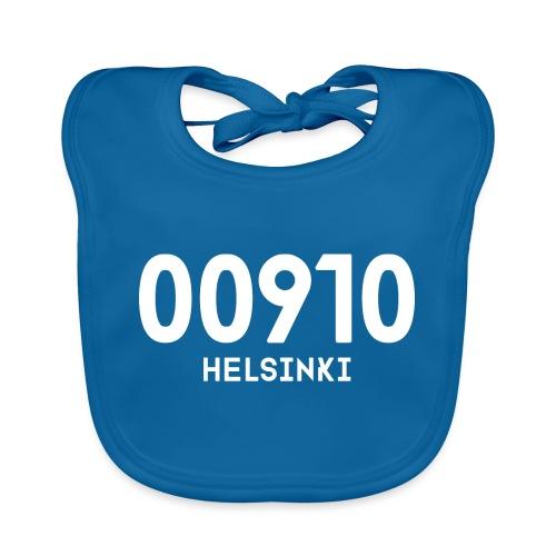 00910 HELSINKI - Vauvan luomuruokalappu