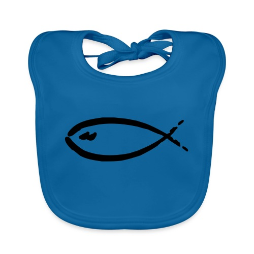 fish - Baby Bio-Lätzchen