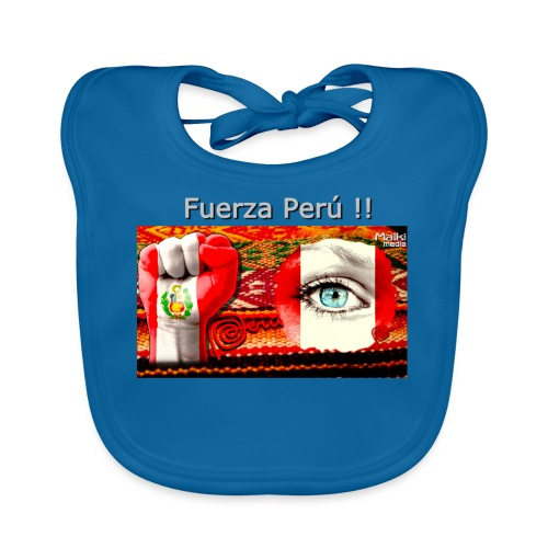 Telar Fuerza Peru I - Organic Baby Bibs