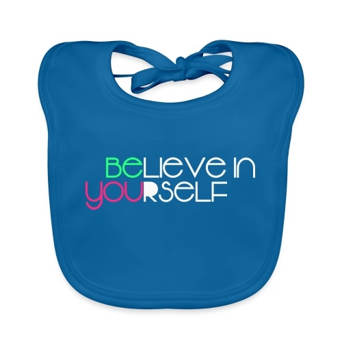 be you - Bavaglino ecologico per neonato