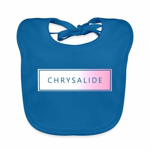 Chrysalide t shirt 007 - Bavoir bio Bébé