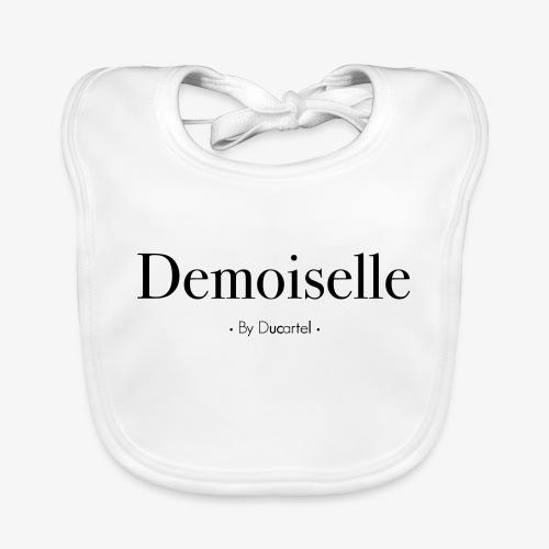 Demoiselle - Bavoir bio Bébé