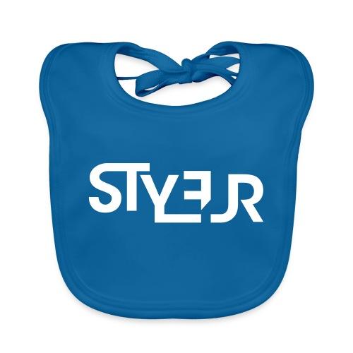 styleur logo spreadhsirt - Baby Bio-Lätzchen