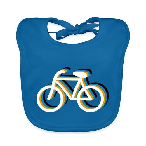 Bicycle Fahrrad - Baby Bio-Lätzchen