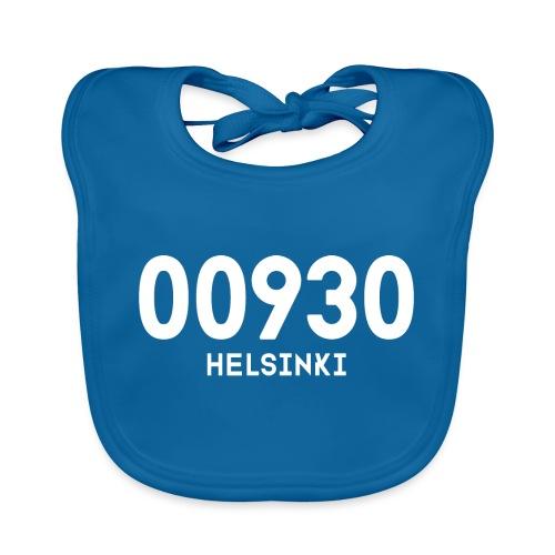 00930 HELSINKI - Vauvan ruokalappu