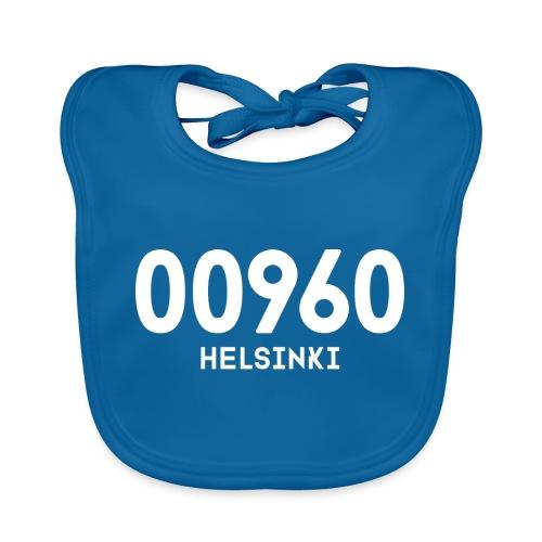 00960 HELSINKI - Vauvan ruokalappu