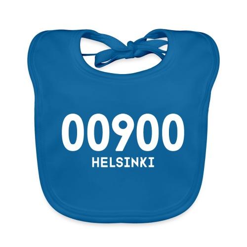 00900 HELSINKI - Vauvan ruokalappu