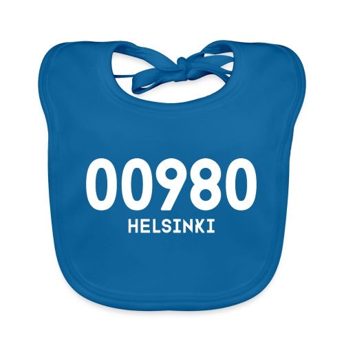 00980 HELSINKI - Vauvan ruokalappu